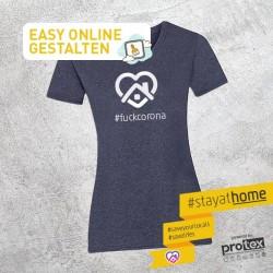 T-Shirt Rundhals Frauen