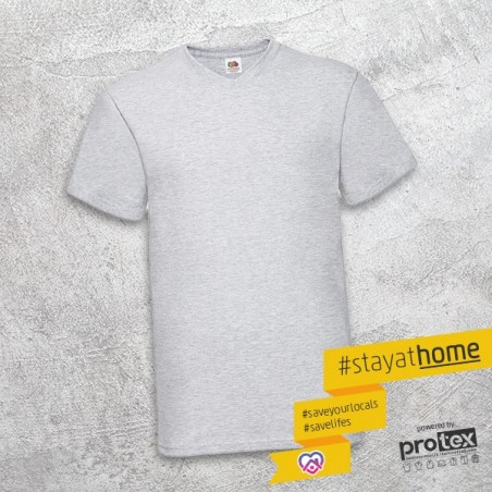 T-Shirt Rundhals Männer
